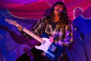 Courtney Barnett live at The Junction, Cambridge