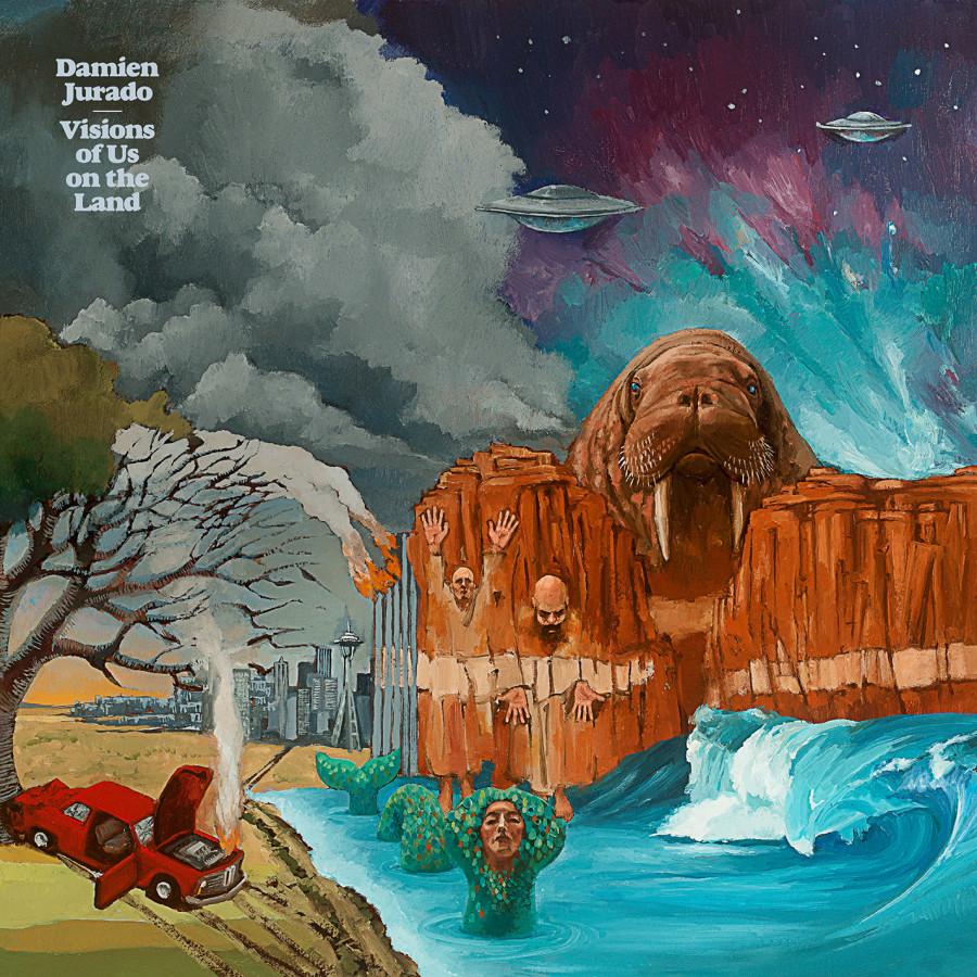 "Damien-Jurado-""Visions-Of-Us-On-The-Land"""