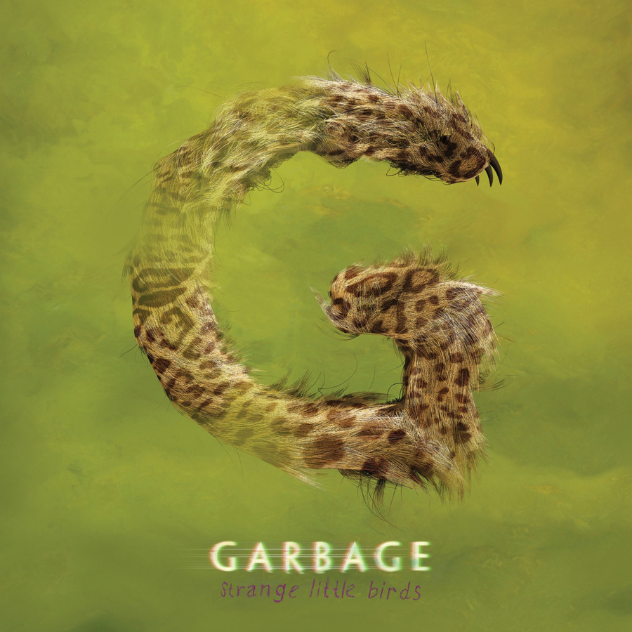 Garbage-Strange-Little-Birds
