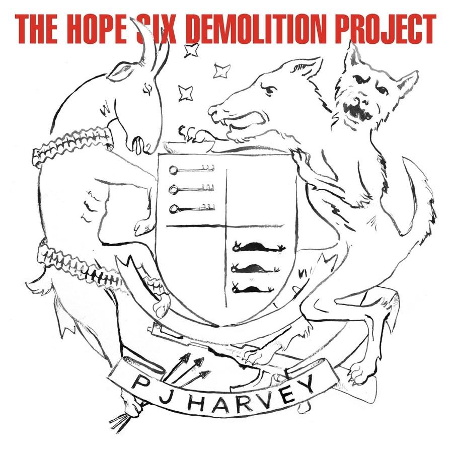 PJ Harvey-HOPE SIX