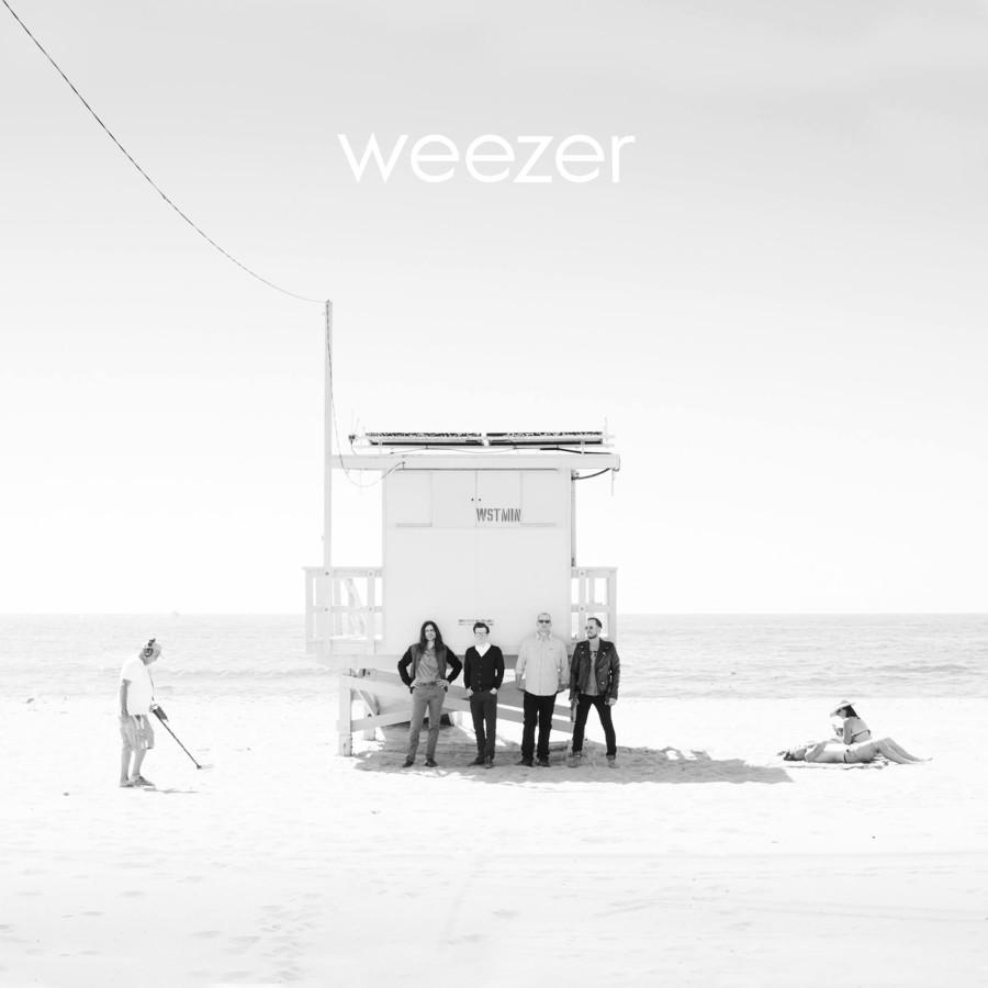 weezer-white album