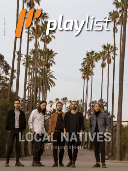 July Cover - Playlist Mag