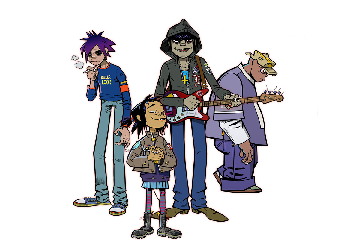 Y Gorillaz Revisa el documental c...