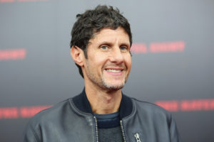 """NEW YORK, NY - DECEMBER 14: Musician Mike D attends the The New York Premiere Of """"The Hateful Eight"""" on December 14, 2015 in New York City.  (Photo by Monica Schipper/FilmMagic)"""