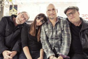 Pixies new album, Head Carrier, comes out Sept. 30.