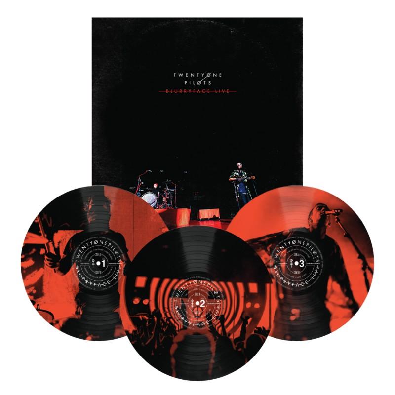 Twenty One Pilots Lanzar 225 Su Primer Disco En Vivo