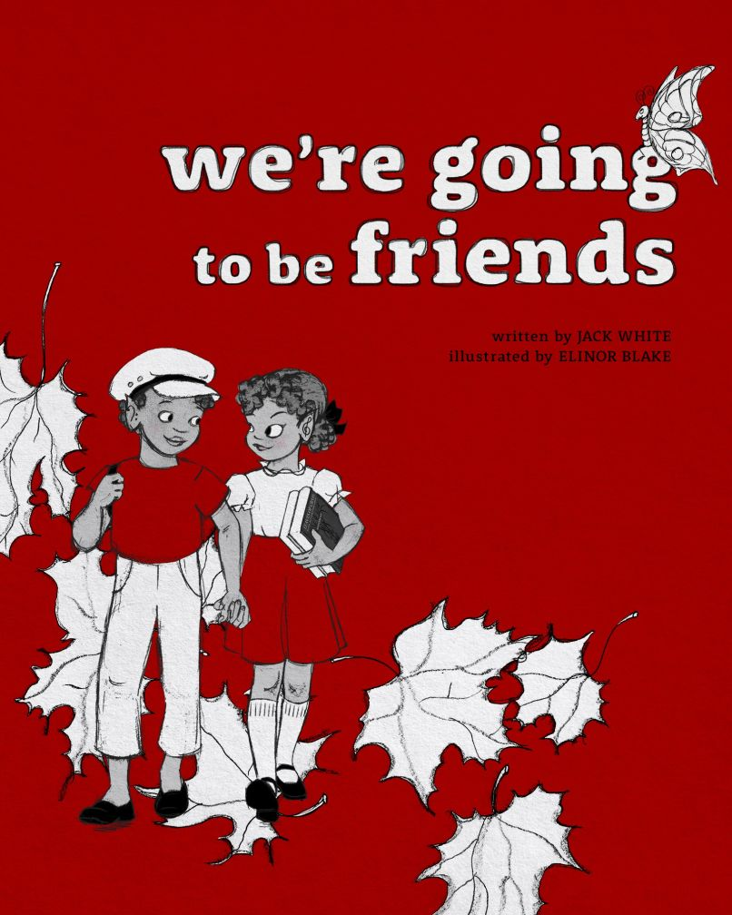were-going-to-be-friends-book