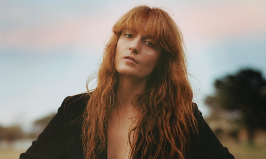 Florence The Machine Intimidad Expuesta Revista Playlist