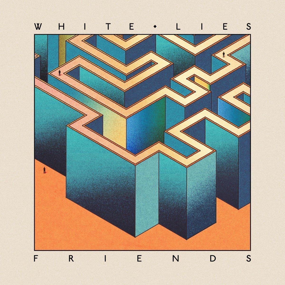 White Lies Friends Revista Playlist